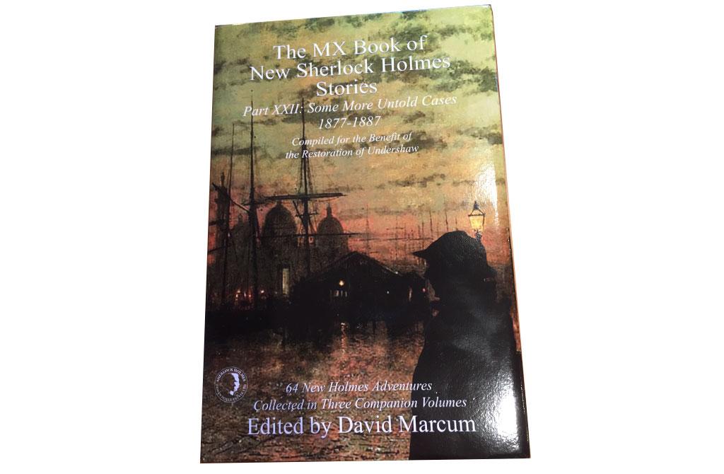 Latest MX Book Of New Sherlock Holmes Stories Part XX11